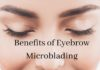Benefits of Eyebrow Microblading