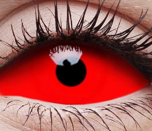 Halloween Sclera Contact Lense