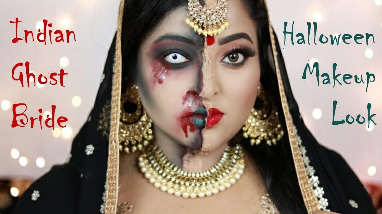Haunted Bride Halloween Contact Lenses