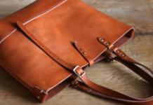 leather bag online