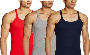 cotton-vest
