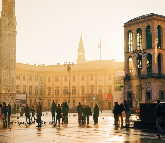 Places In Milan