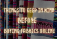 Buying Fabrics Online