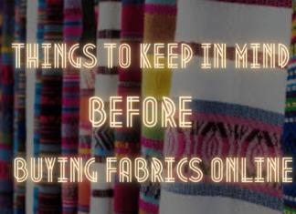 Buying Fabrics Online