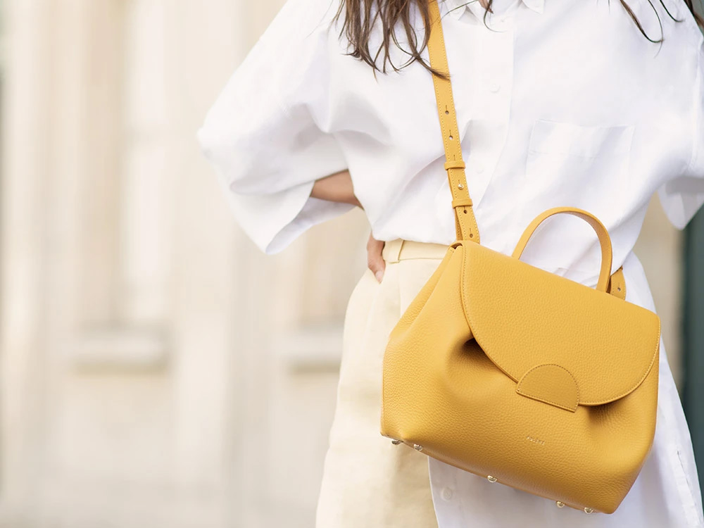 The Arrival of Yellow Bags