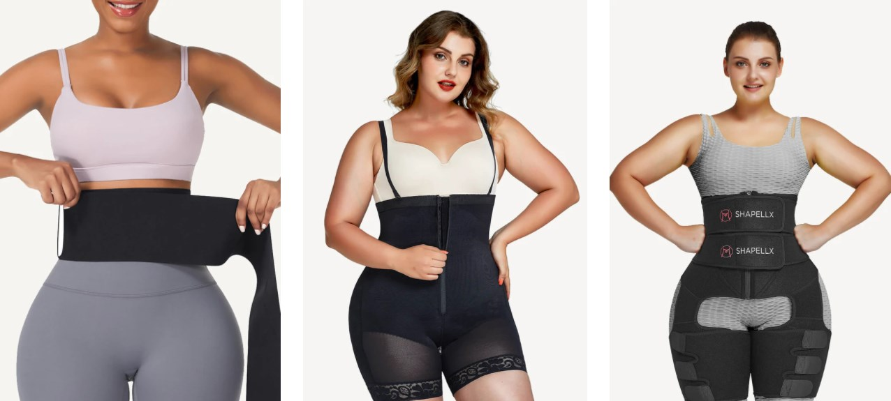 Shapellx Waist and Thigh Trainers (1)